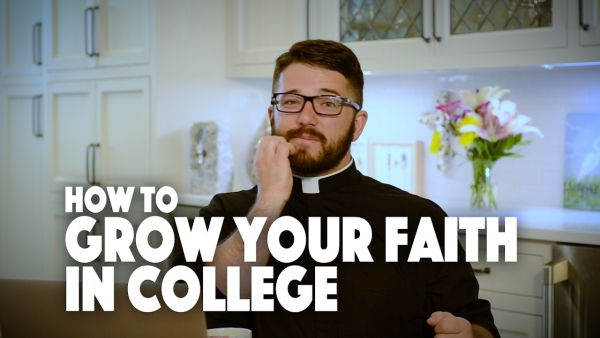 How to Grow Your Faith in College