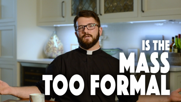 Is Mass Too Formal